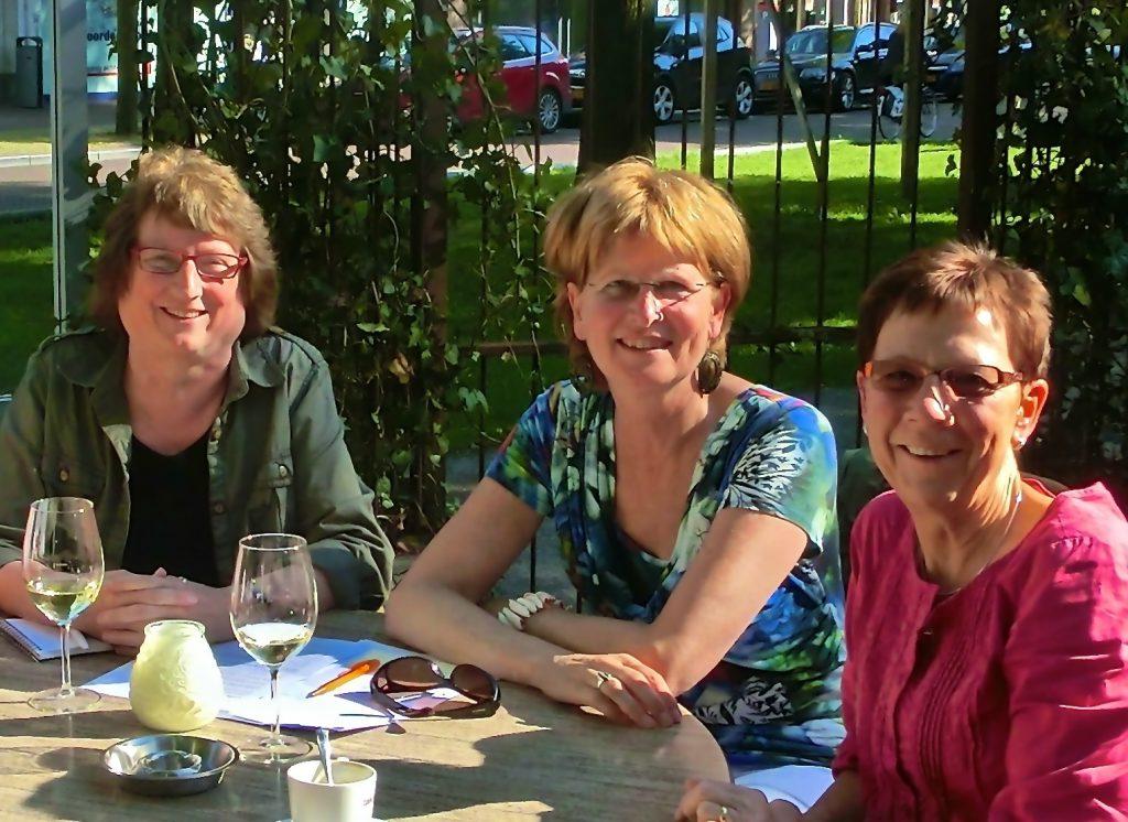 Bestuur Stichting Chaja 2014